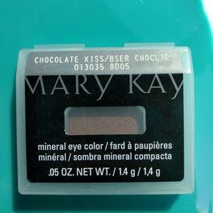 Chocolate Kiss Mineral eye shadow